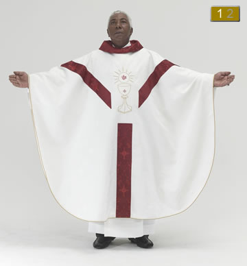 Chasubles and Stoles